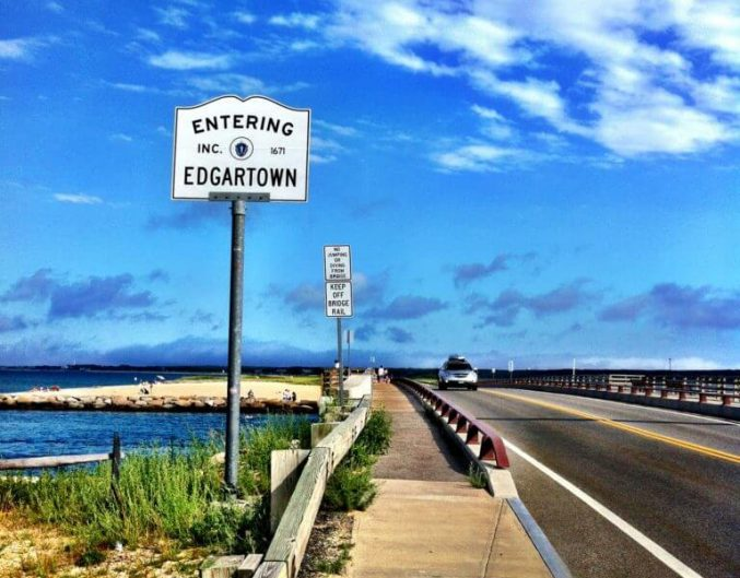 Edgartown City Limits