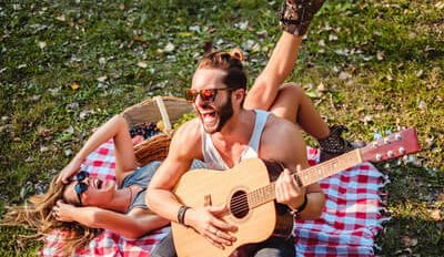 Beard Guitar