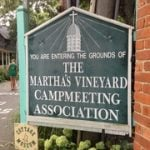 martha's vineyard camping