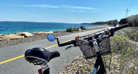 Biking at Treehouse Lodge